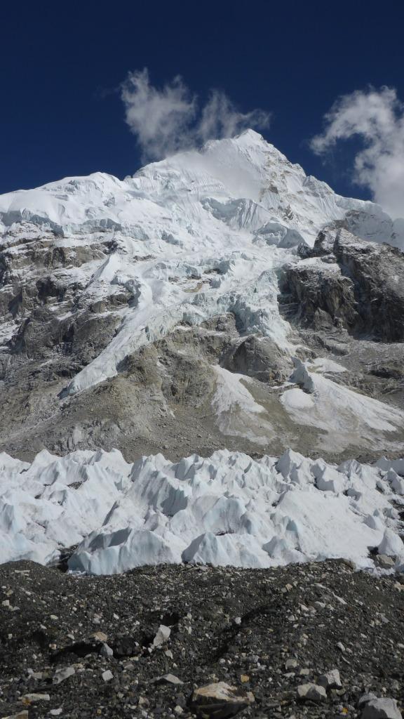 Floor - Glacier - Everest