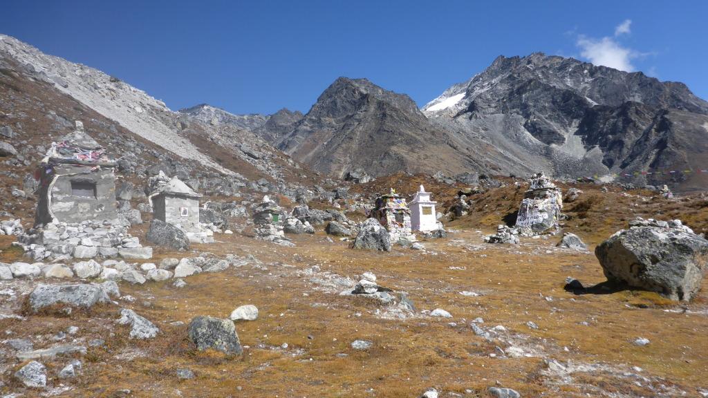 Memorials for Fallen Mountaineers
