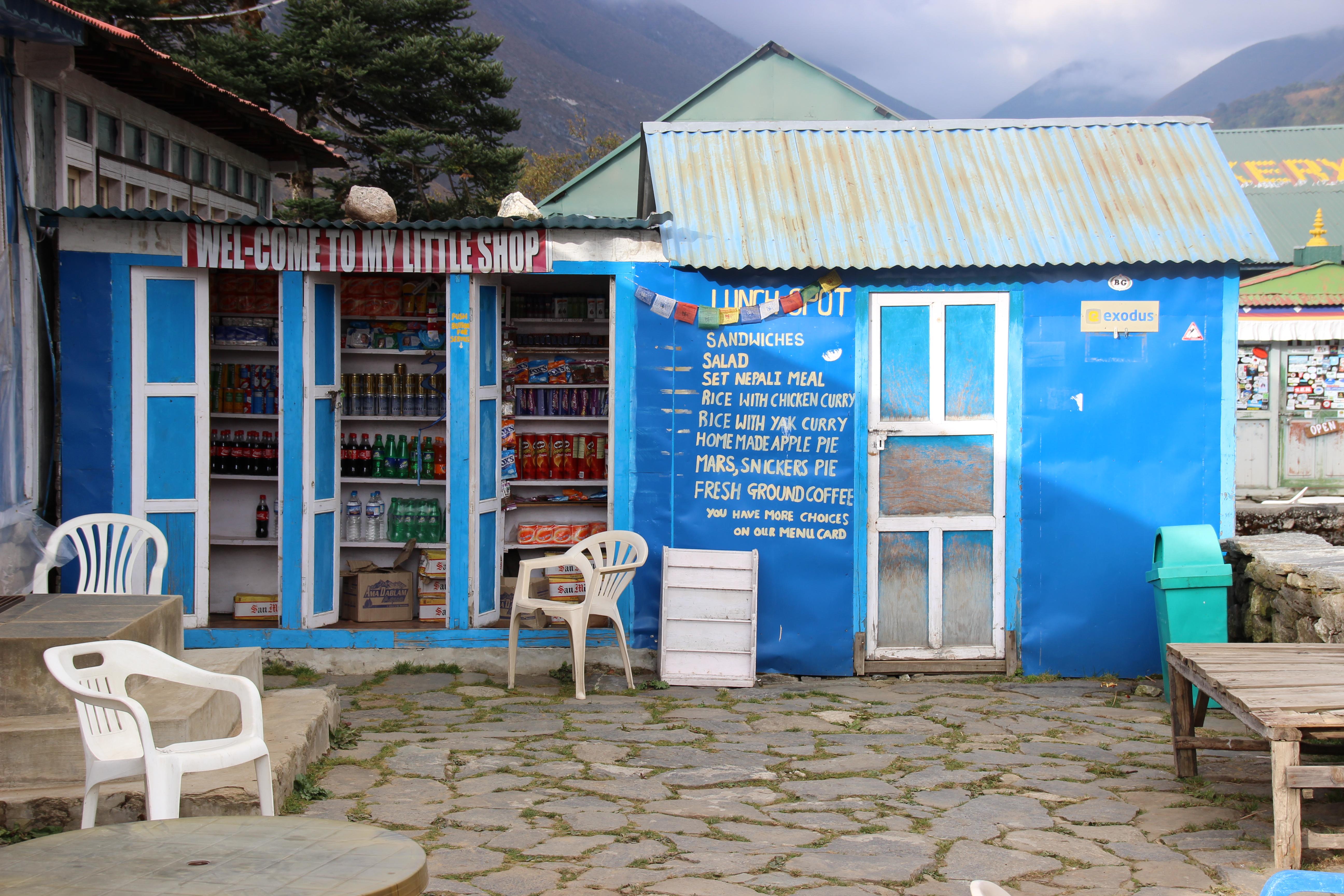 My Little Shop