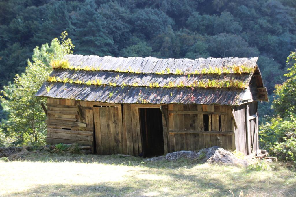 Old Local Farm House