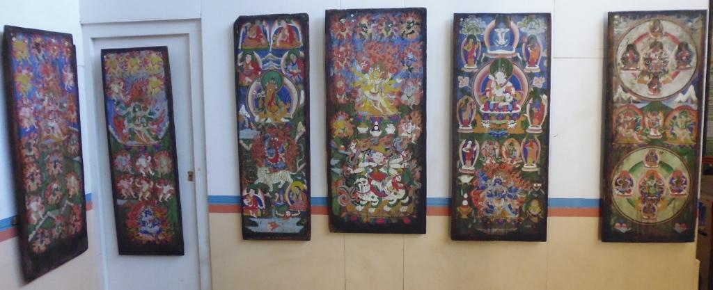 Sherpa Cultural Museum - Artwork