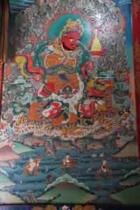 Tengboche Monastery - Artwork (2)