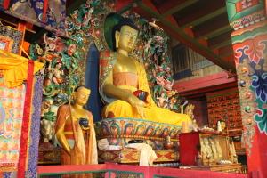 Tengboche Monastery - Buddha
