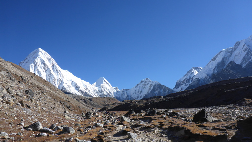 Trek to Base Camp