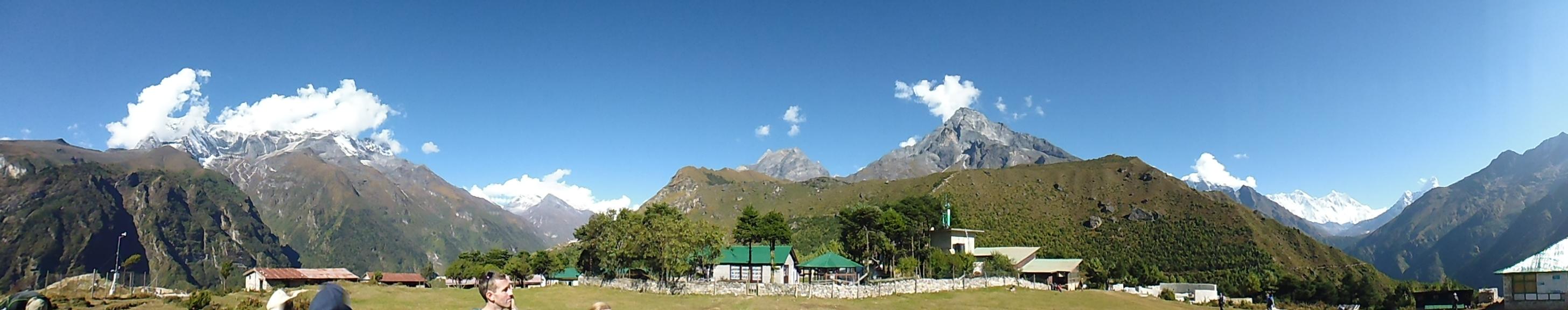 Sherpa Museum Panarama