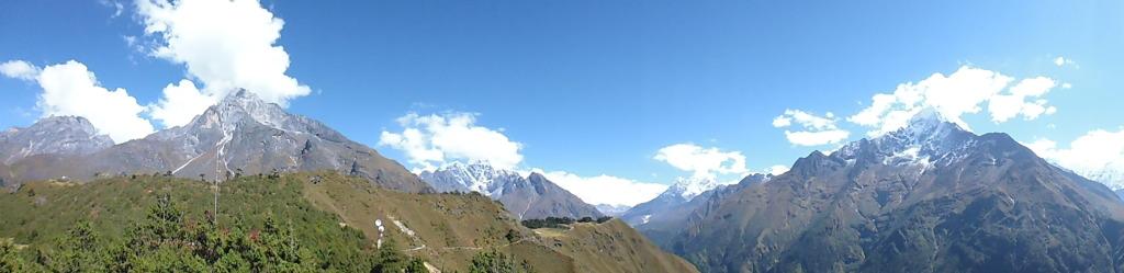 Mountain Panaroma